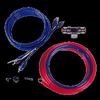 Kabelkit till bilförstärkare