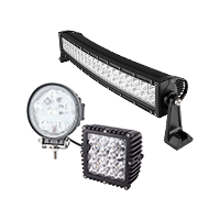 Brand automobile Additional lighting huge selection online