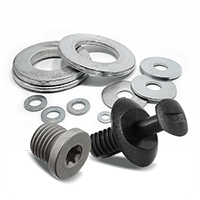 BTS TURBO Fasteners parts