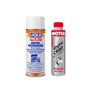 Engine & fuel system cleaners