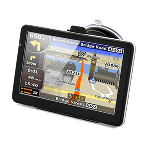 BLAUPUNKT Automobilio navigacija: įsigyti nebrangiai