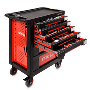Tool trolleys