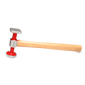 Kaross hammare