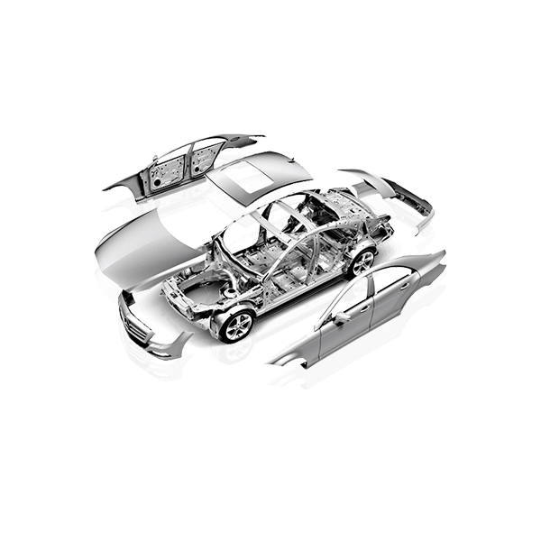Car parts Body Porsche Cayenne 92A online store