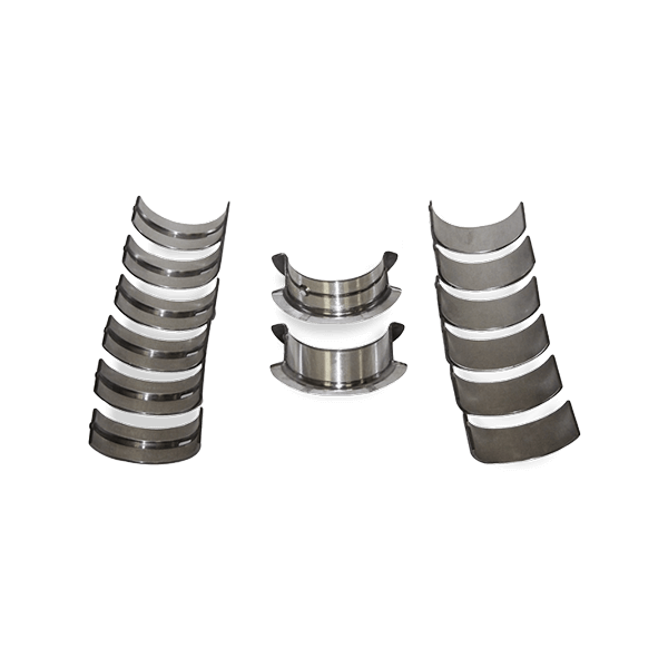 Main bearings, crankshaft for AUDI