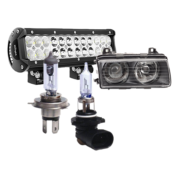 Extra lights for RENAULT SANDERO / STEPWAY in 1A quality