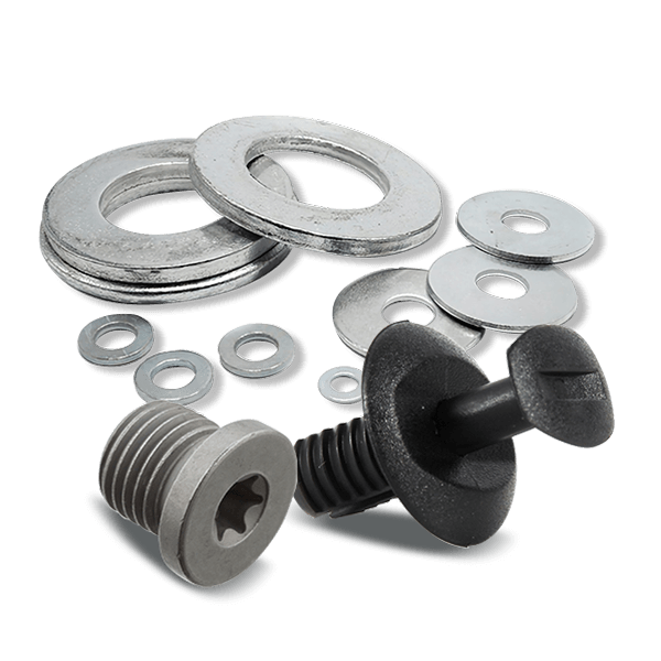 Fasteners Selection FIAT UNO models