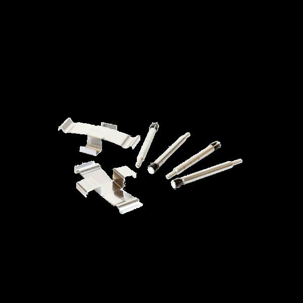 Image of QUICK BRAKE Accessory Kit, disc brake pads VOLVO 109-1160