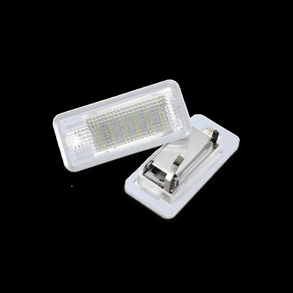 diederichs Kentekenverlichting OPEL LID10409 Kentekenlamp