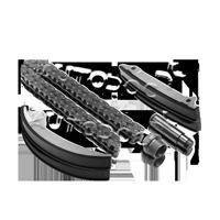 Steuerkettensatz 341500000750 Golf V Schrägheck (1K1) 1.9 TDI 4motion 105 PS Premium Autoteile-Angebot