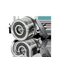 Freilauf Lichtmaschine E4E001BTA S-Type (X200) 2.7 D 207 PS Premium Autoteile-Angebot