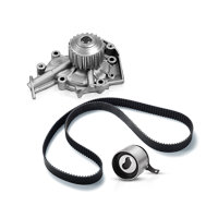 Wasserpumpe + Zahnriemensatz SKWPT-0750343 Clio II Schrägheck (BB, CB) 1.9 D 64 PS Premium Autoteile-Angebot