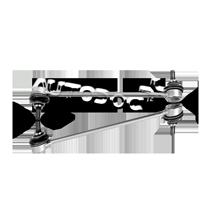 Länk, krängningshämmare 2305-0201 — nuvarande rabatter på OE 1219697 toppkvalitativa reservdelar