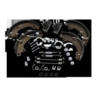 Trommelbremsen 9839/1 Clio II Schrägheck (BB, CB) 1.2 60 PS Premium Autoteile-Angebot