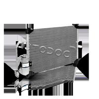 Klimakondensator 350345 XF Limousine (X250) 2.7 D 207 PS Premium Autoteile-Angebot