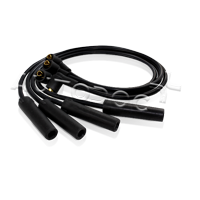 Zündkabel SKIC-0030019 Twingo I Schrägheck 1.2 16V 75 PS Premium Autoteile-Angebot