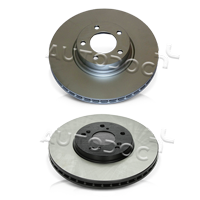 Bremsscheibe QD7442HC — aktuelle Top OE 1K0.615.301AK Ersatzteile-Angebote