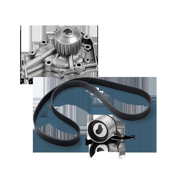 Vattenpumpar + kamremssats 3096W0264 RIDEX — bara nya delar