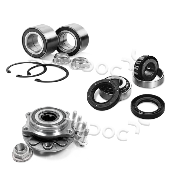 Wheel Bearing Kit 1451300619 for BMW 7 Series at a discount — buy now!