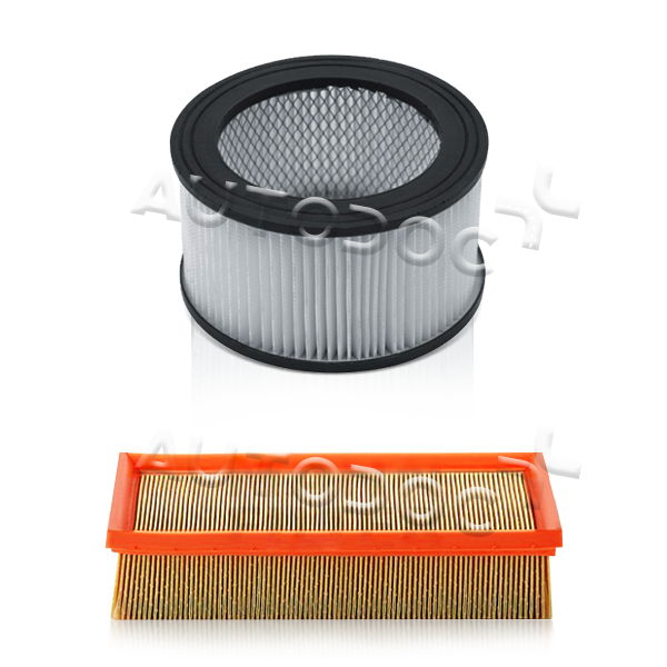Air Filter F 026 400 126 for NISSAN QASHQAI / QASHQAI +2 (J10, JJ10) — get your deal now!