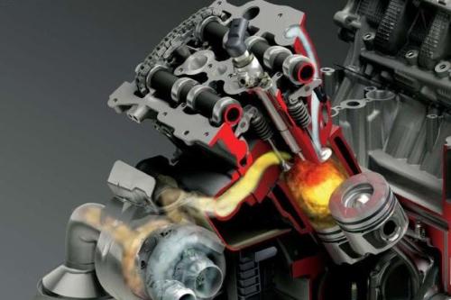 Dieselmotor: Wesentlich