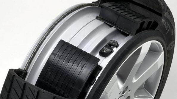 Runflat Reifen Reparieren