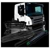 Fahrerhaus / Karosserie LKW Ersatzteile für TERBERG-BENSCHOP BC