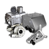Abgasanlage LKW Ersatzteile für MAN TGA