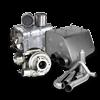 Abgasanlage LKW Ersatzteile für MAN F 90 Unterflur