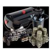 Zubehör und Ersatzteile aus der SISU Druckluftanlage Baugruppe