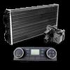 Uppvärmning / Ventilation / Klimatanläggning till VOLVO N 10