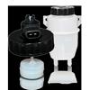 Zbiornik plynu hamulcowego / pojedyncze czesci