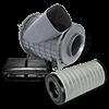Filtr powietrza / obudowa filtra powietrza