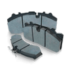 Torna obloga kolutne zavore (disk ploscice)