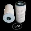 Stuurhuis hydraulische filter