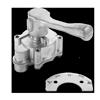 Otocny trubicovy ventil,vyrovnavani / zvedaci system