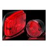 Lampy przeciwmgłowe tylne