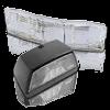 Componentes, luz de chapa de matrícula