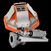 EGR-klapp / -õhuvõtutoru