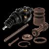 Jeu de cylindres émetteurs / récepteurs