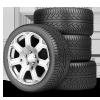 Reifen LKW Ersatzteile für DAF LF