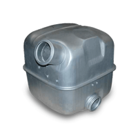 Silencer / Parts for trucks - select at AUTODOC online store