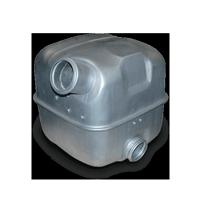 Schalldämpfer / -zubehör von SIEGEL AUTOMOTIVE für LKWs nur Original Qualität kaufen