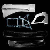 Ehitusosad / -lisad kataloog veokitele - valige AUTODOC e-poest