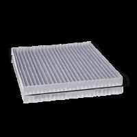 LKW Innenraumluftfilter für SISU Nutzfahrzeuge in OE-Qualität