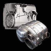 Filtro antiparticolato / particellare di qualità originale per camion MERCEDES-BENZ