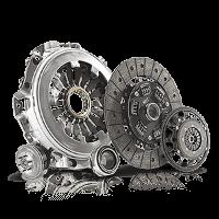 Reparationssats för koppling, komplett med original kvalité till GINAF lastbilar
