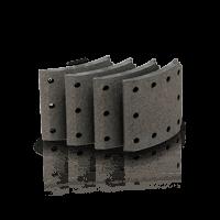 Pastiglia freno / Materiale d'attrito / kit di qualità originale per camion DAF