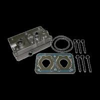 Cilinderkop / Compressor van originele kwaliteit voor MAN vrachtwagens