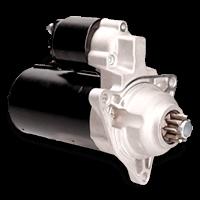 Startmotor / Delar med original kvalité till GINAF lastbilar